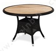 Ротанговые столы