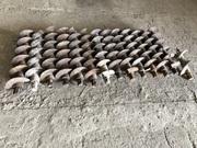 Шнеки буровые диаметром 135  новые длиной 1, 5 метра