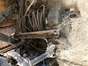 Лебедка Зил 131 плюс кардан,  ком,  тросоукладчик,