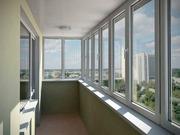 Балконы и лоджии Под Ключ,  расширение,  остекление и утепление