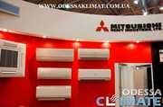 Кондиционеры Mitsubishi Heavy Одесса купить
