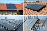 Солнечные коллекторы Одесса установка солнечных коллекторов
