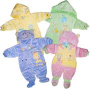 Детская одежда оптом для новорожденных