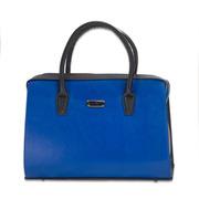 Женская сумка MASCO Blue & Black