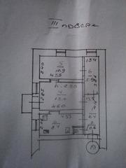 Продам свою 3-х комн.кв-ру Ольгиевский спуск 45 тыс у.е (торг)